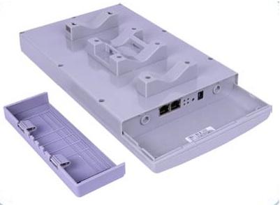 画像1: 高出力 WiFi AP ルーター 802.11b/g/n 1T1R 屋外用