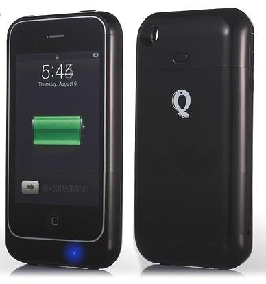 画像1: Dual SIM カードアダプターと電源付きプロテクションケース