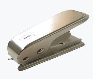 画像1: MICRO SIM カッターとアダプター
