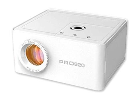 画像1: 手のひらサイズ、ビデオプロジェクター