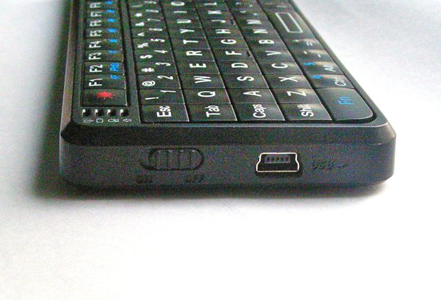 画像4: iPazzPort USB WiFi Keyboard
