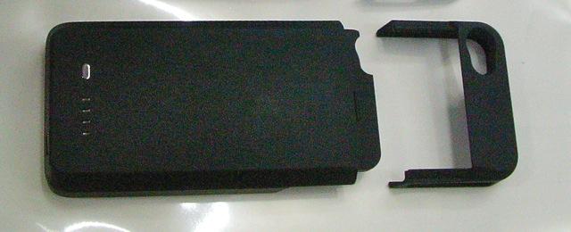 画像5: iPhone 4 用 バッテリーケース